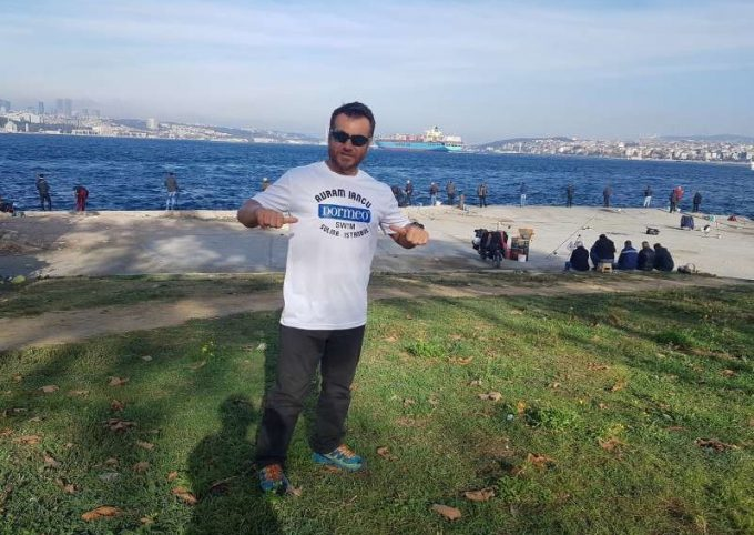 Avram Iancu, despre cursa de înot Sulina - Istanbul: Acesta a fost felul meu de a sărbători Centenarul