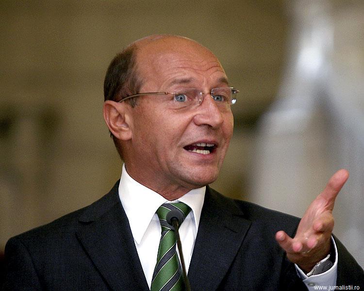 Băsescu: Ponta a făcut ce trebuia să facă