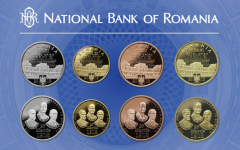BNR lansează monede dedicate împlinirii a 100 de ani de la unirea Basarabiei cu România