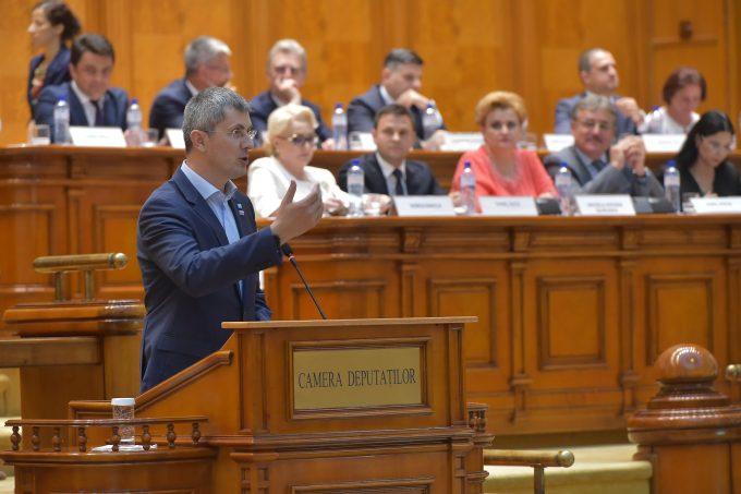 Barna: Vom solicita preşedintelui varianta anticipatelor; pot fi doi premieri respinşi, după care dizolvăm Parlamentul