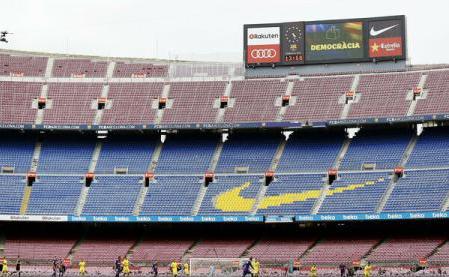 Bartomeu (FC Barcelona) - Am decis să jucăm cu porțile închise pentru a protesta