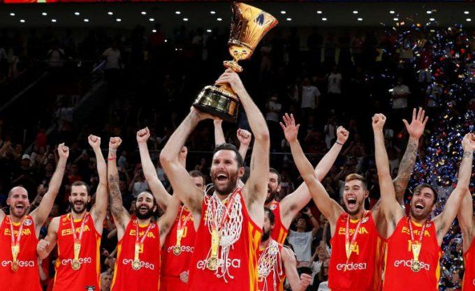 Baschet masculin: Spania, campioană mondială pentru a doua oară în istoria sa