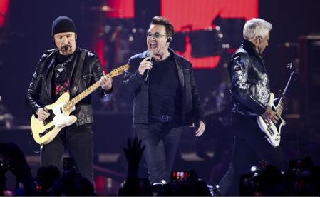 Biletele la concertul U2 din Barcelona s-au epuizat în opt ore
