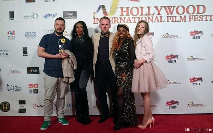 Billion Star Hotel – un film românesc premiat nu o dată, ci de 5 ori în Los Angeles, SUA