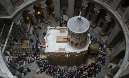 Biserica Sfântului Mormânt rămâne închisă