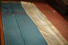 Bistriţa-Năsăud: Steag purtat la Alba Iulia şi documente ale Unirii, expuse la Bistriţa cu ocazia Centenarului