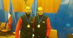 Bistrița-Năsăud: Primele medalii europene pentru România la atelaje trase de câini, aduse de un preot și un student