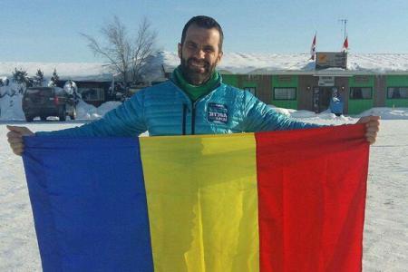 Bistrița-Năsăud: Tiberiu Ușeriu, recompensat de Consiliul Județean cu Premiul de excelență pentru performanța de la Cercul Polar