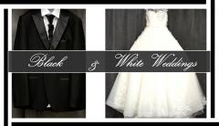Black & White Weddings – magazinul perfect pentru evenimente de vis