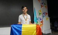 Brăila: Liceanul Alex Tatomir a câștigat medalia de aur la Turneul Internațional de Informatică Shumen 2017