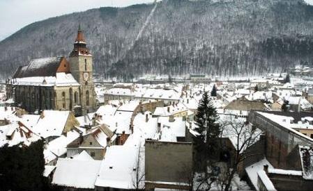 Brașov: Biserica Neagră, Castelul Bran și Cetatea Râșnov, vizitate anul trecut de peste 1,4 milioane de turiști