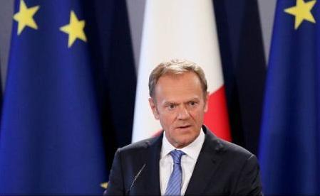 Brexit: Garantarea drepturilor cetățenilor și respectarea angajamentelor financiare de către Londra, înaintea oricărui acord comercial (Tusk)