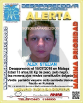 Buscan a un menor rumano de 15 años desaparecido en Málaga hace dos meses