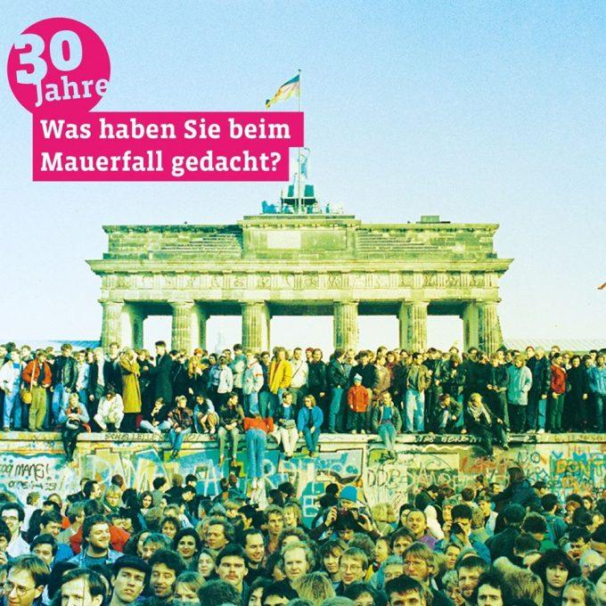 Căderea Zidului Berlinului: Simbolul divizării Germaniei şi al confruntării est-vest, în cinci cifre