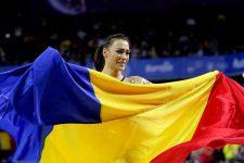 Cătălina Ponor, votată cea mai bună gimnastă din Europa în 2017