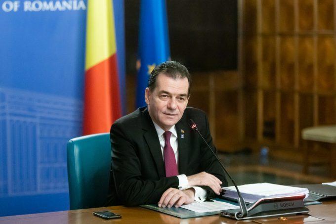 CCR: Există conflict juridic privind desemnarea lui Ludovic Orban în funcţia de premier
