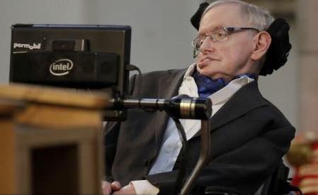 CERN aduce un omagiu regretatului fizician britanic Stephen Hawking
