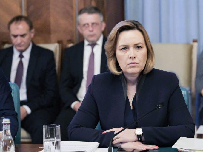 Carmen Dan: Am convenit cu premierul ca raportul privind alegerile să fie făcut public de MAI