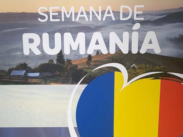 Casa Domnitorul vă invită la Semana Rumana în Carrefour, Alcalá de Henares (Espartales)