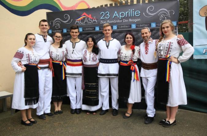 Cea de-a cincea ediție a evenimentului Ziua Comunității Române din Aragón