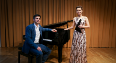 "Celebrii români Andreea Chira și Adrian Gașpar prezintă Concertul ""Classic Meets Jazz Meets Folk"", la Museo del Romanticismo din Madrid"