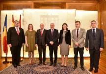 Ceniceros afirma que el acuerdo firmado con Buzău permitirá fortalecer la proyección exterior de La Rioja