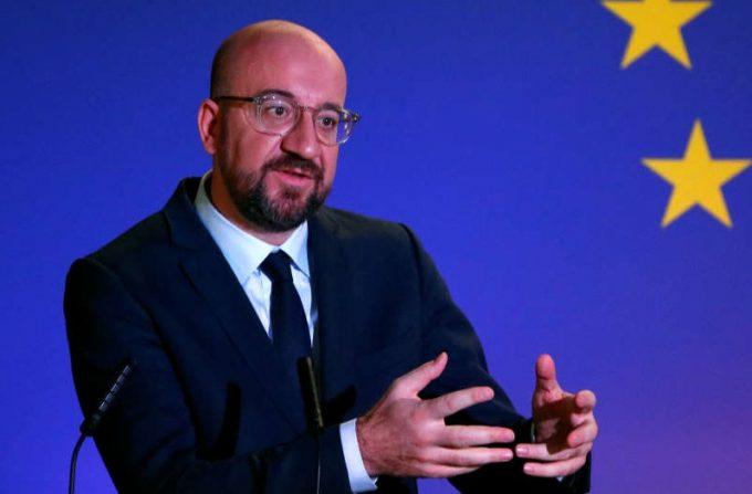 Charles Michel propune ca UE să compenseze scăderea veniturilor după Brexit prin taxarea plasticului şi certificate de CO2
