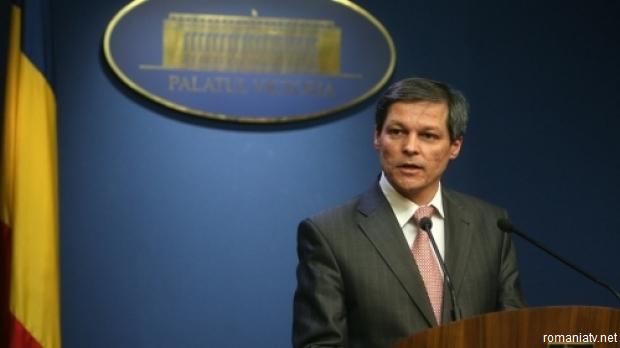 Cioloș: Miniștrii au semnat o declarație de integritate; anumite criterii trebuie să fie respectate de toată lumea