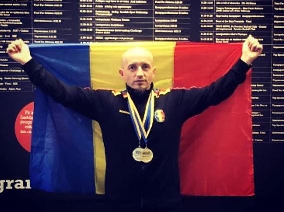 Claudiu Mihăilă a câștigat Aur și Argint pentru România, de Centenar, la campionatul de arte marțiale din Suedia