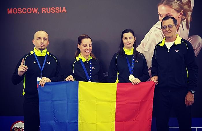 Claudiu Mihăilă a obținut rezultate deosebite laCampionatul European de WUSHU TRADIȚIONAL din Rusia