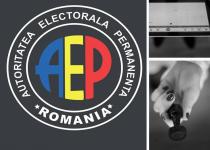 Comunicat AEP, privind alegerile pentru membrii din România în Parlamentul European din anul 2019