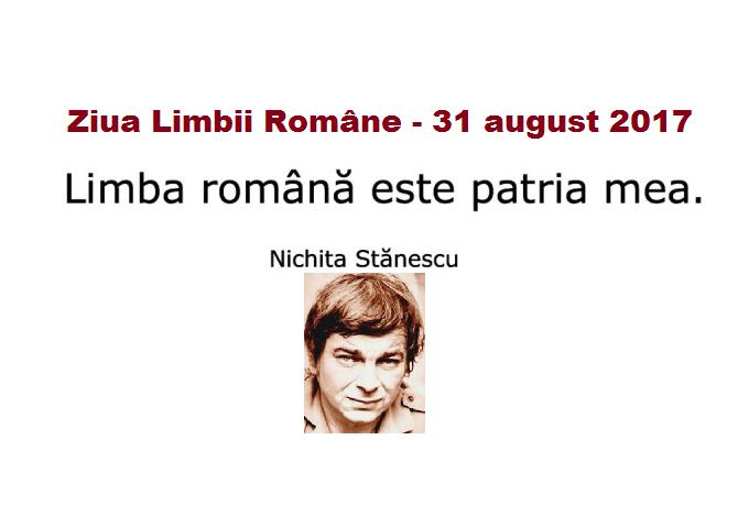 """Concursul de interpretare pentru copii """"Limba română este patria mea"""". Înscrieri 7 - 28 august 2017"""