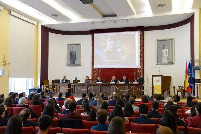 Conferința dedicată Viitorului Europei, organizată de Ambasada României în Regatul Spaniei, la Madrid