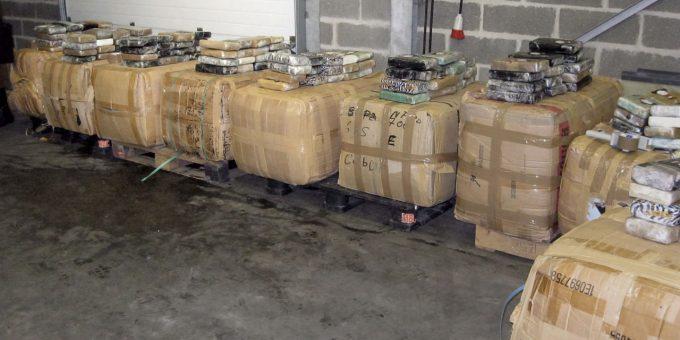 Control obișnuit: 539 kg de cocaină la frontiera cu Spania, în apropiere de Perpignan