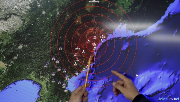 """Coreea de Nord a anunțat că a efectuat primul test """"reușit"""" de bombă cu hidrogen"""