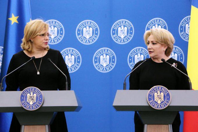 VIDEO: Corina Creţu – Am transmis premierului că România riscă să piardă fonduri importante, dacă nu se fac eforturi majore