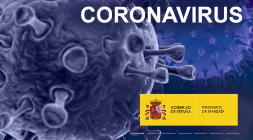 Coronavirus España/COVID-19: Se han registrado 999 casos, 16 fallecidos y 23 altas