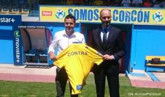 Cosmin Contra, prezentat oficial ca antrenor al echipei spaniole Alcorcón