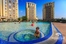 Cosmopolis – paradisul copiilor. În Cosmopolis copiii se bucură de toata atenția