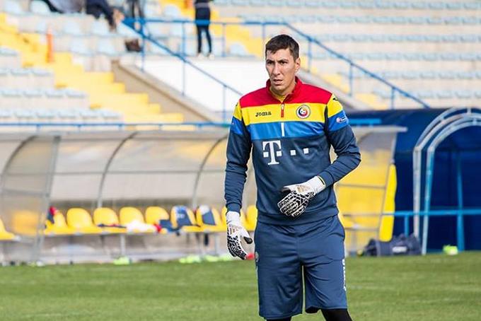 Costel Pantilimon, el nuevo portero del RC Deportivo