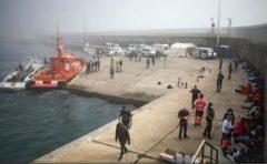 """Creșterea fluxului de migranți în Spania s-ar putea transforma într-o """"situație de urgență"""" (OIM)"""