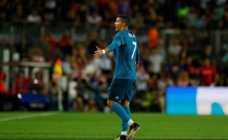 """Cristiano Ronaldo se consideră """"persecutat"""" de Federația spaniolă"""