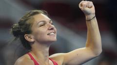 ¿Cuál es el nuevo patrocinador de la tenista rumana Simona Halep?