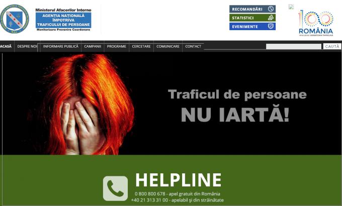 Cum acționează mai nou traficanţii de persoane, au schimbat modul de operare