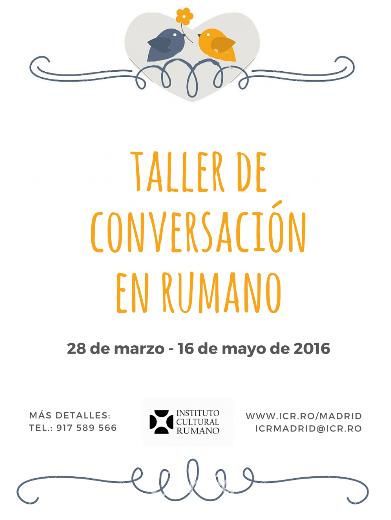 Curs gratuit de conversaţie în limba română