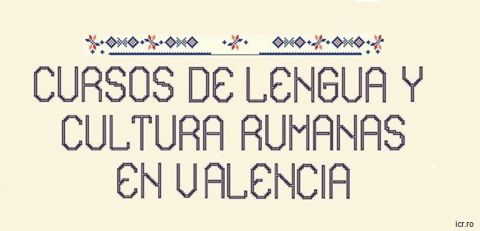 Curs pilot de limba română pentru străini în Valencia, februarie-mai 2016