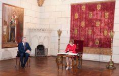 VIDEO: Custodele Coroanei şi Familia Regală – la Alba Iulia, de 1 Decembrie