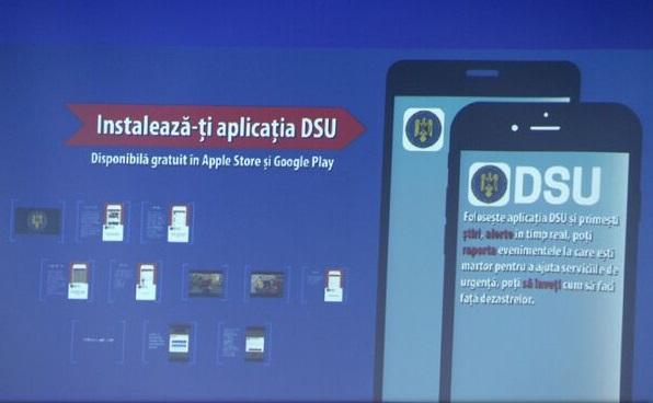 DSU - aplicație de mobil cu rol de a pregăti populația pentru situații de urgență