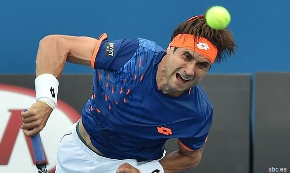 David Ferrer se deshace del ídolo local