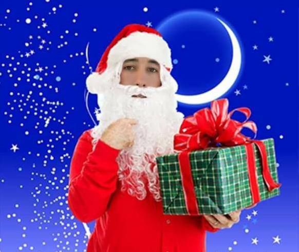 De Moș Nicolae, Daniel Tiron este românul care vrea să ofere cadouri copiilor chiar de ziua lui